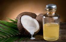 питательная маска из кокосового миндального и репейного масла
