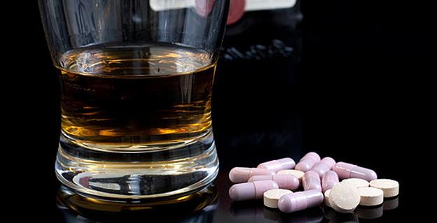 алкоголь и другие лекарства