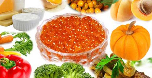 источники витамина F
