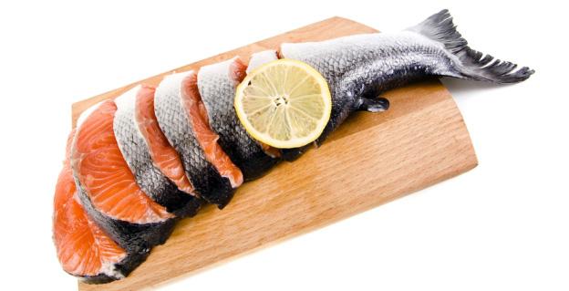 витамин F в рыбе