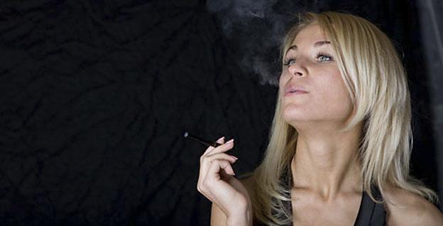 влияние курения на психику