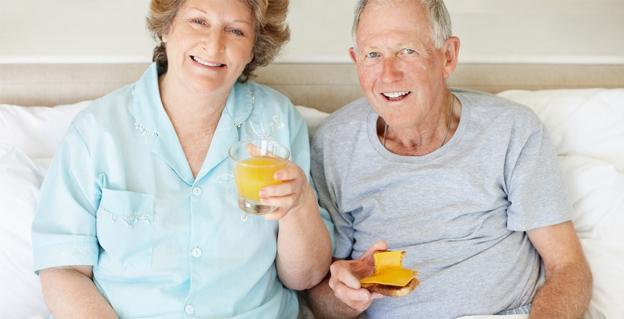 Натуральные витамины для пожилых людей