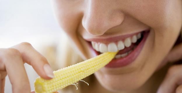 ценный пищевой продукт кукуруза