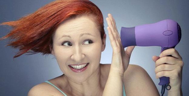 не сушить волосы перед завивкой