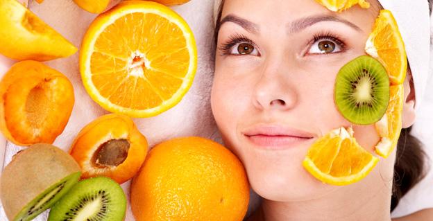 витамин C для лица