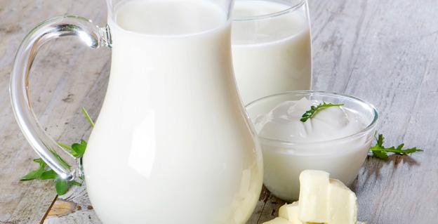 молочные продукты для спортсменов