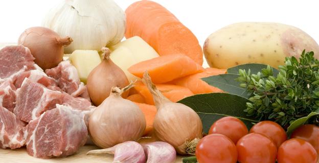 главное - полезная и здоровая еда