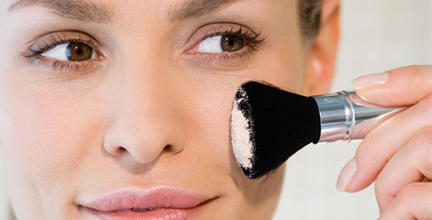 как польоваться минеральной косметикой