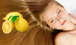 питательная маска с лимоном