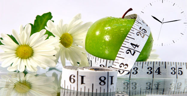 Diet for weight loss per week