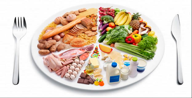 Diet for weight loss per week1