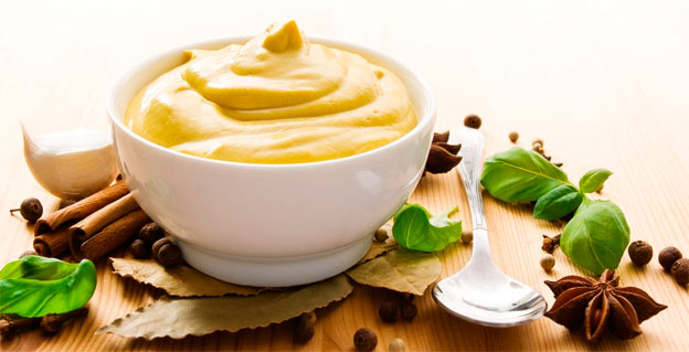 Mustard mask for hair growth